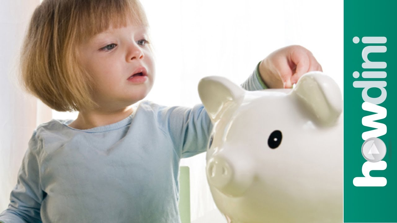 Teaching kids money management – How to teach kids about money
