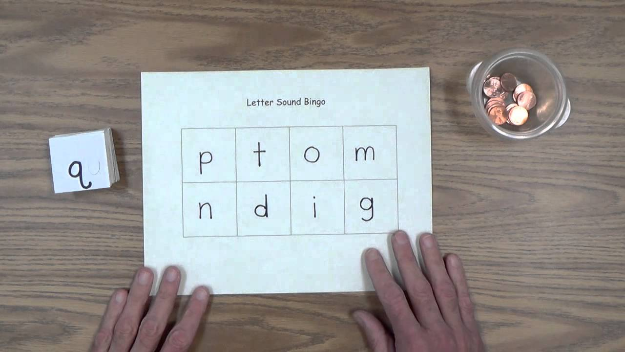 Teach Your Child Phonics: Letter Sounds and Recognition