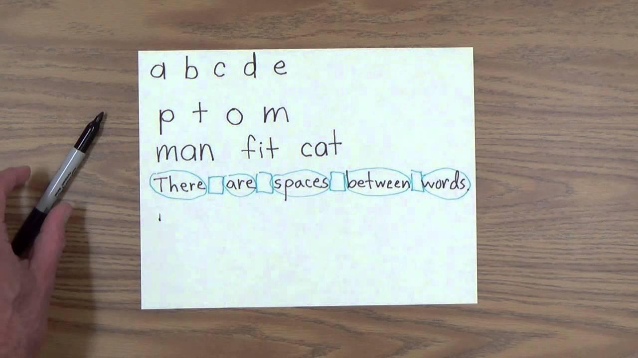 Teach Your Child Phonics: The Alphabetic Principle