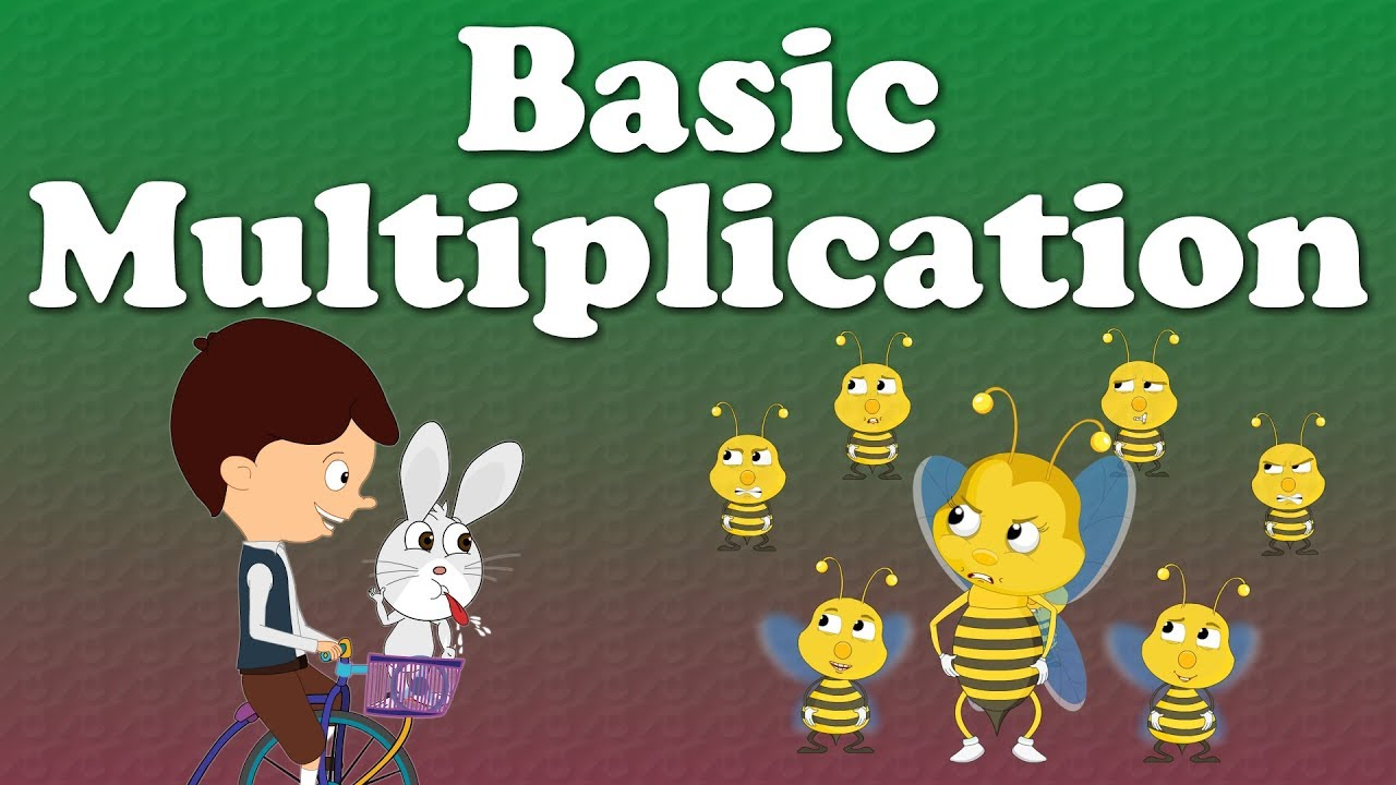 Basic Multiplication | #aumsum