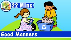 Fun And Learn Series in English for Kids – Good Manners