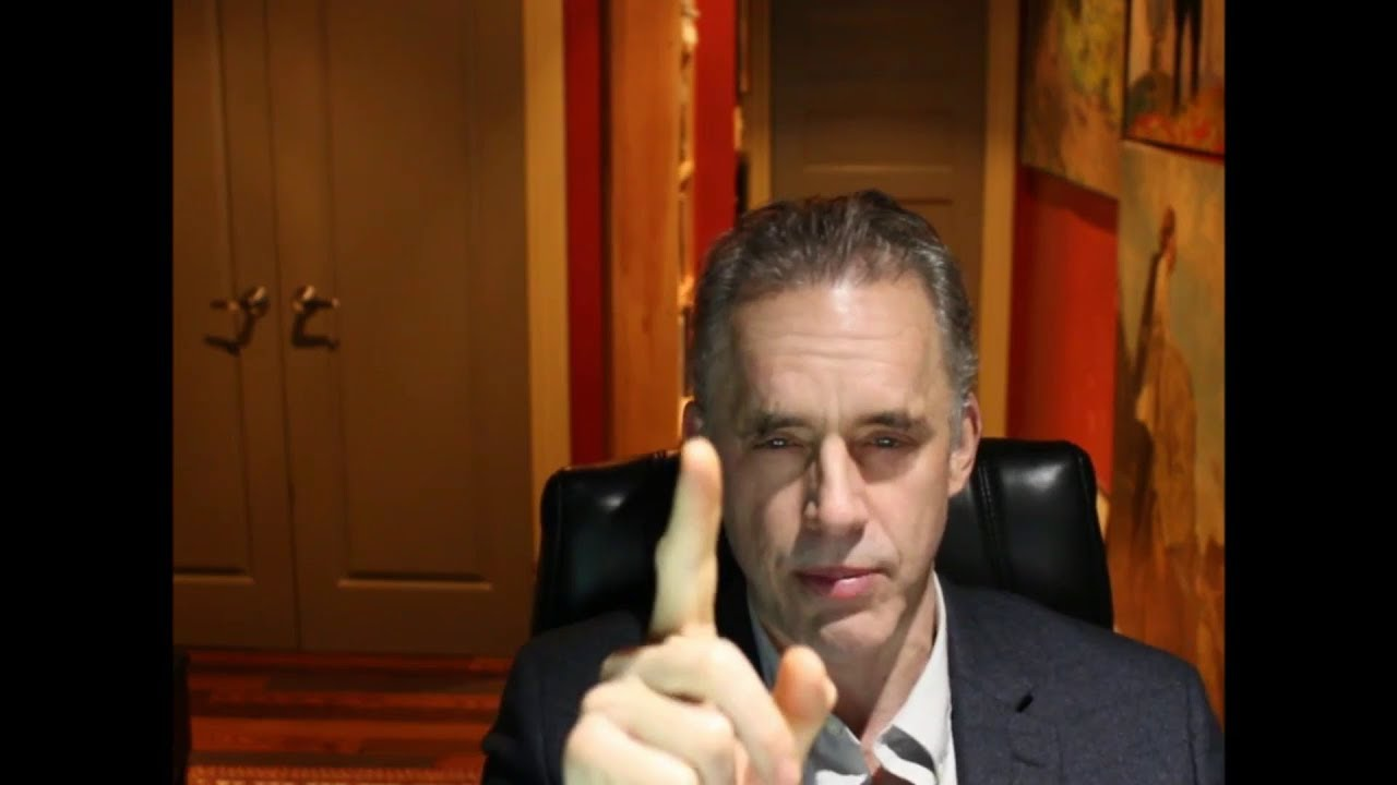 """Jordan Peterson – How To Teach Your Child What """"No"""" Means"""