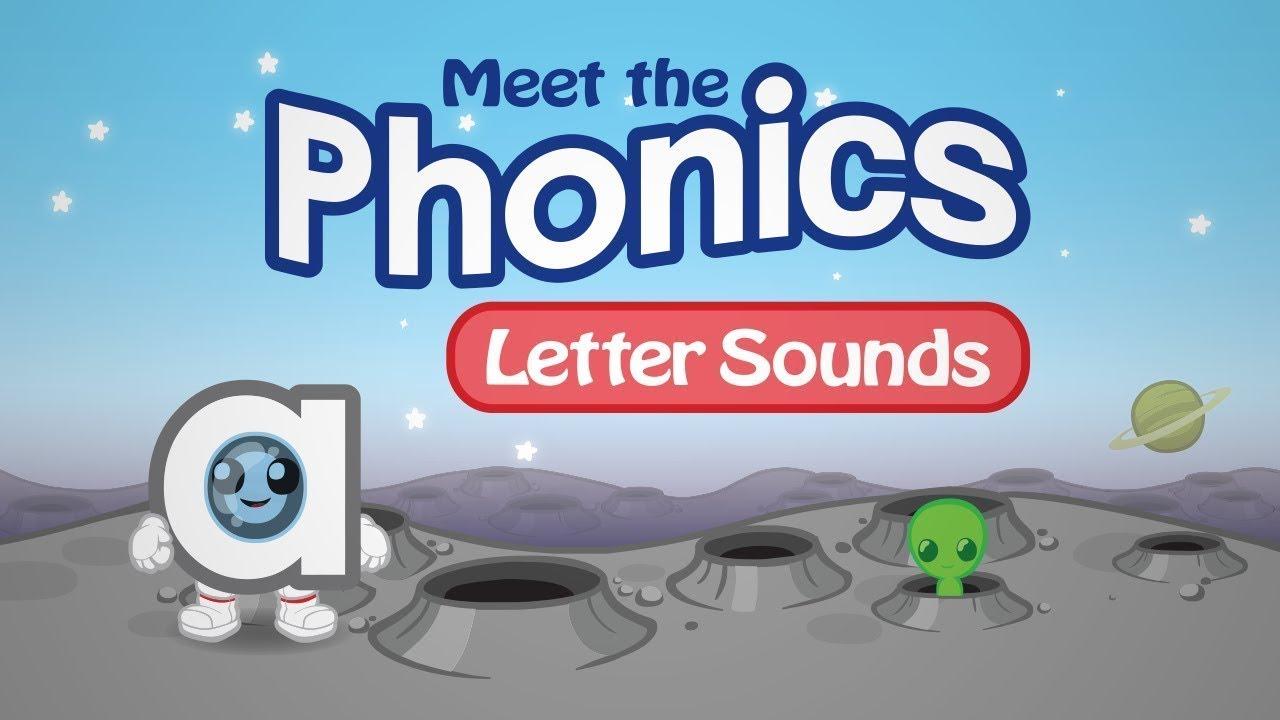 Meet the Phonics – Letter Sounds (FREE) | Preschool Prep Company