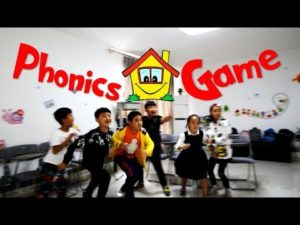 Phonics Game for your Class or your Home – ESL Teaching Tips – English Class