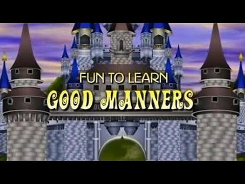 Learn Good Manners For Kids | Animated Video | LehrenKids