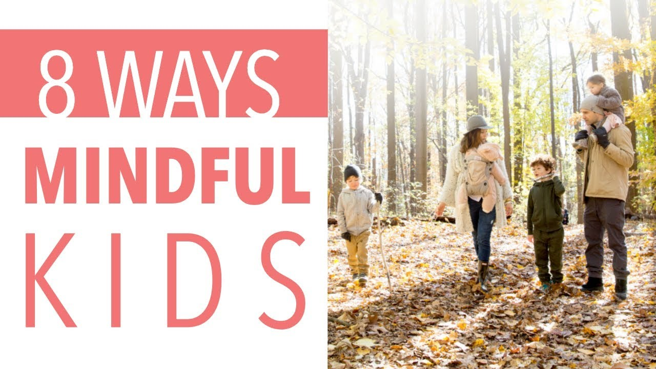 HOW TO TEACH KIDS MINDFULNESS (it's simpler than you think)