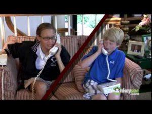 Child Manners – Telephone Skills
