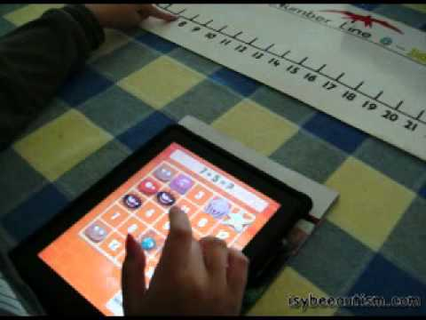 How to teach a child with Autism math and numeracy