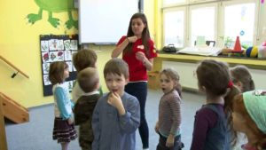 How to teach Kids  | from a Prague kindergarten, part 4 | English for Children