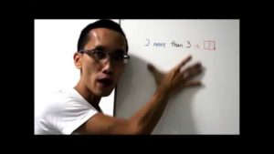 MATHS TUITION BY MATHS SPECIALIST – How To Teach Your Child on 'More Than'?