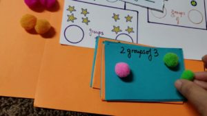 "Learn How to teach ""MULTIPLICATION"" to kids – step 1"