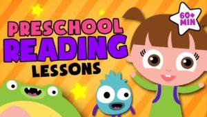 Preschool Reading Lessons- Letter Blending | Sight Words | ABC Phonics | LOTTY LEARNS