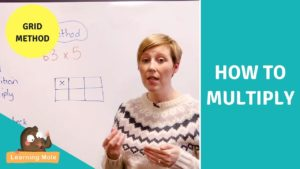 Multiplication for Kids – Grid Method – How to Multiply?